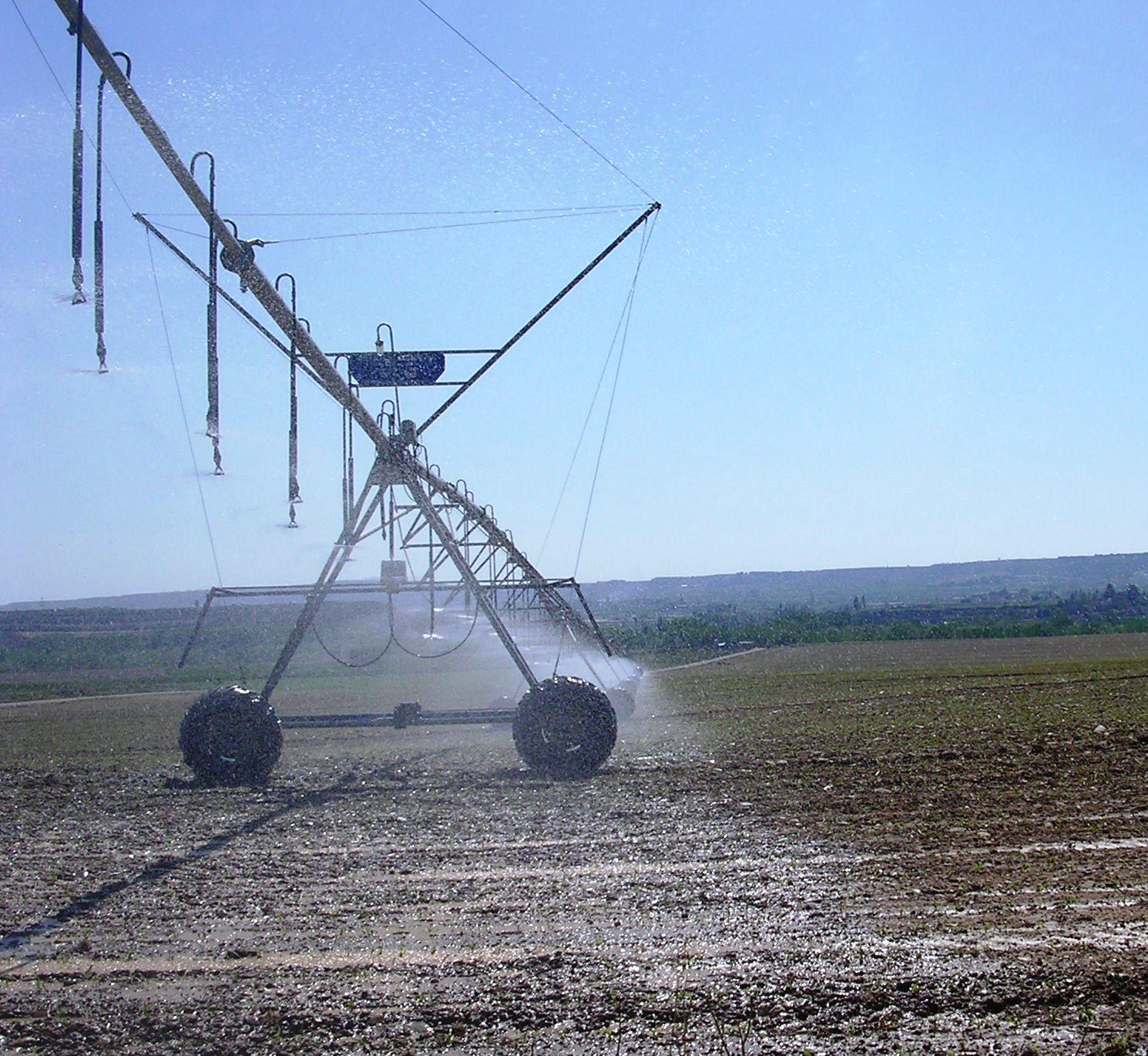 Expansión agrícola