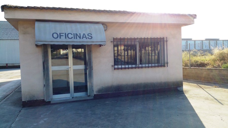 Oficinas de Monzón